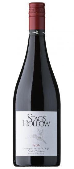 Stag's Hollow Syrah Amalia Vineyard